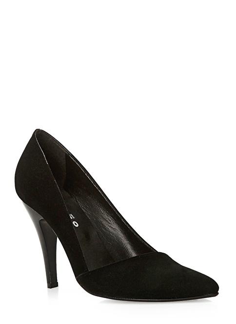 İssimo Klasik Ayakkabı Siyah